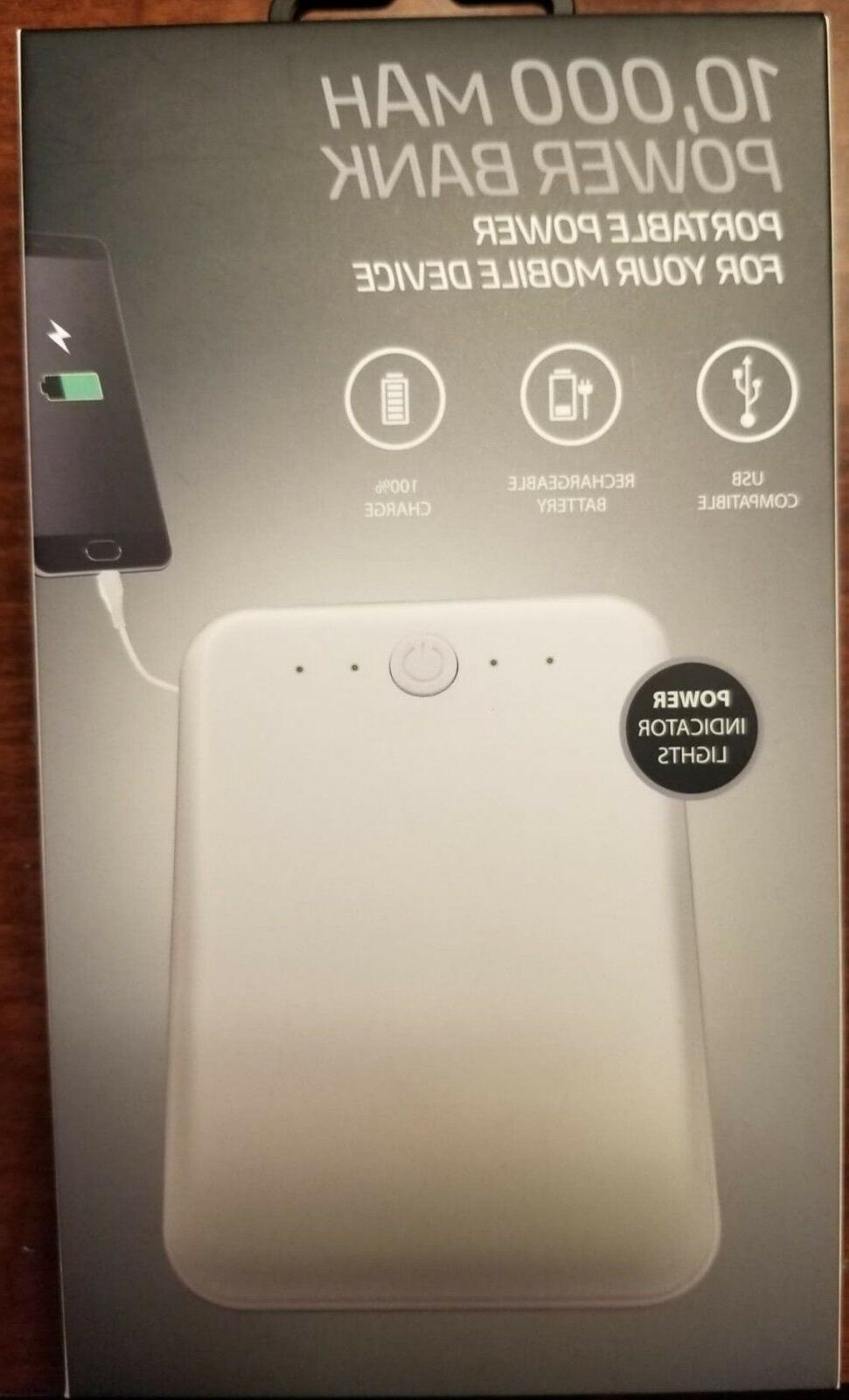 traxx portable charger 10 000 mah power