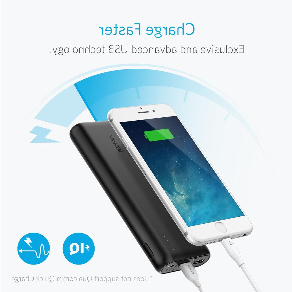 Anker PowerCore 20100 Charger PowerIQ for Samsung