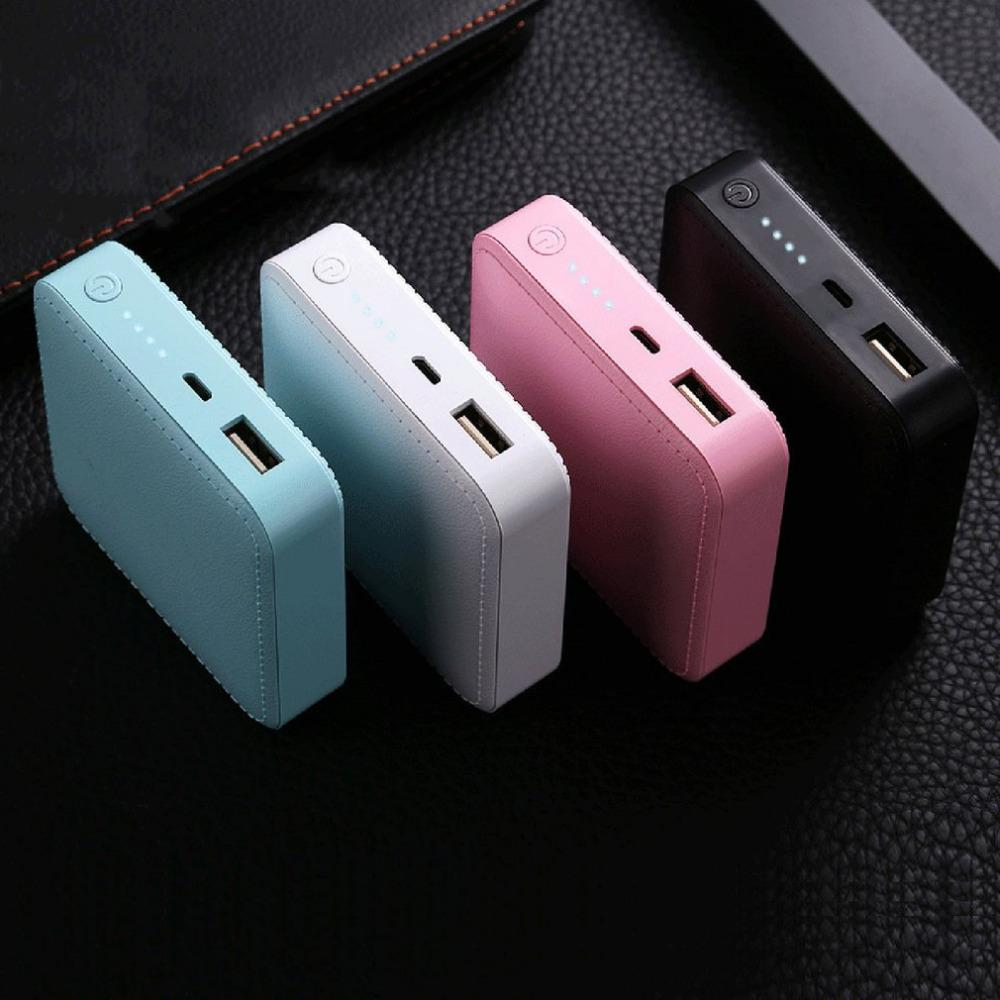 Ultra-slim Power Bank <font><b>Charger</b></font> Power Xiaomi Huawei