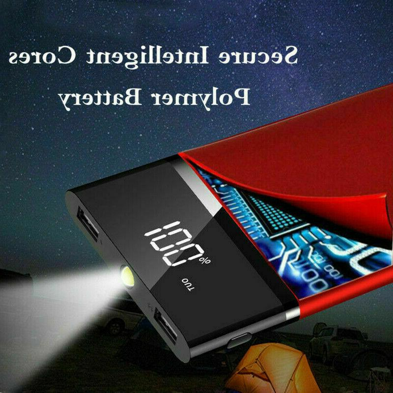 Ultra-thin Portable Huge Capacity 900000mAh
