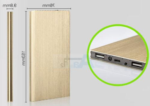 Ultrathin Portable External Battery for Phone