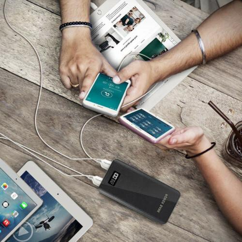 USA 50000mah Portable USB Battery For Mobile