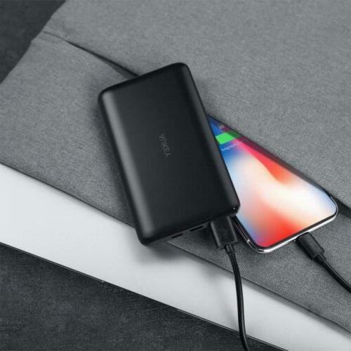AUKEY Bank, 10000mAh Dual-Output Pack...
