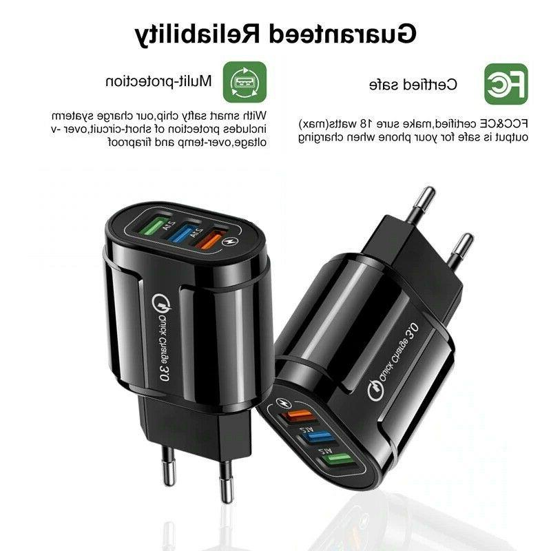 USB Fast charge For all portable Charging