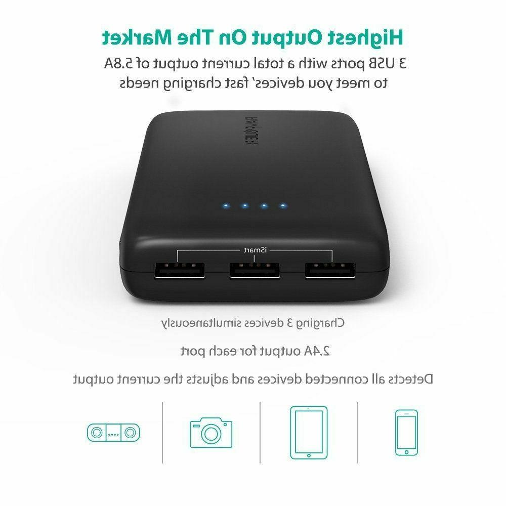 RAVPower 22000mAh External Battery Pack Portable Charger