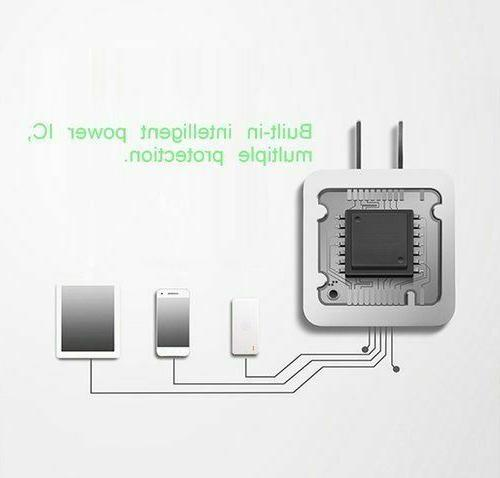 USB Charger Portable Adapter For 6/7/8/X
