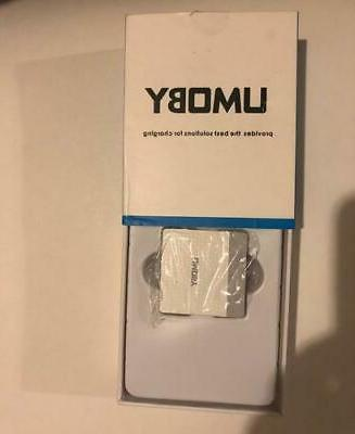usb wall charger umoby 24w 4 8a