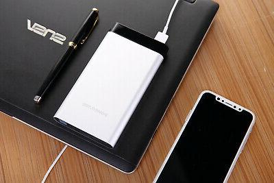 10000mAh &Lightning Port Charger External