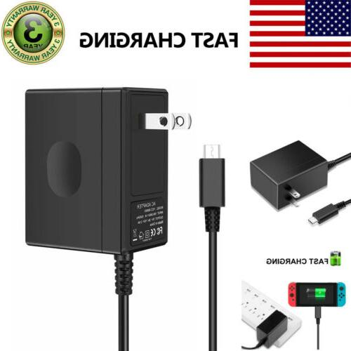 wall charger for nintendo switch portable ac