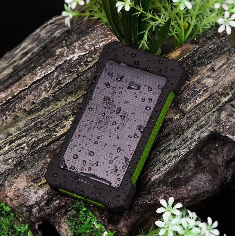 Waterproof Portable Charger Solar