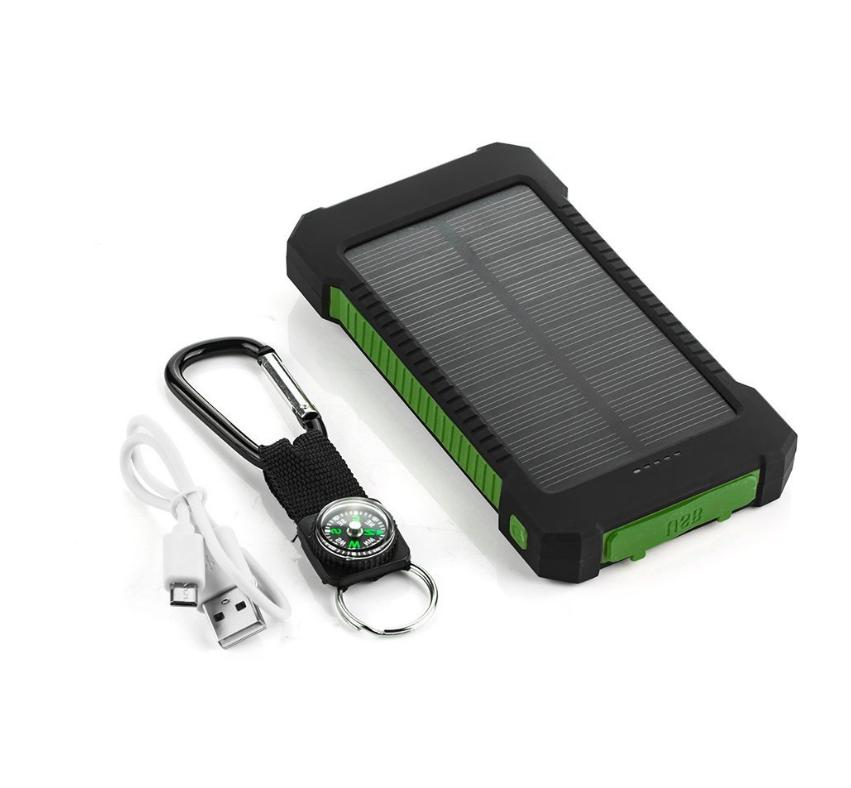 POWERNEWS Battery Charger Solar Bank KG