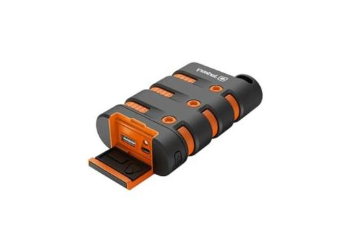 waterproof charger portable charger jackery armor power