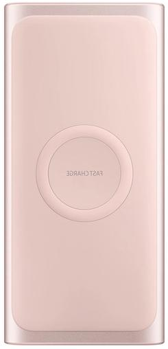 Samsung Wireless Charger Portable Battery  - Pink