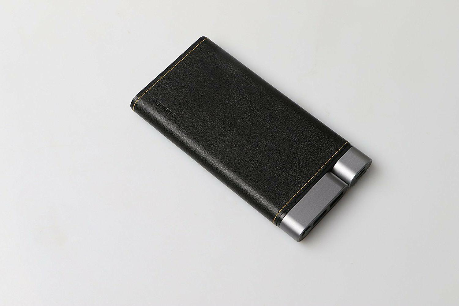 Leather Dual USB Charger