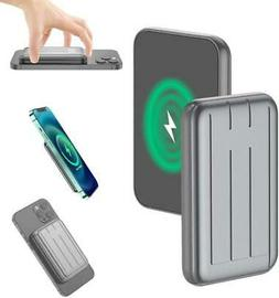 Mag-Safe Wireless Magnetic Power Bank, iPhone 12 Portable Ch