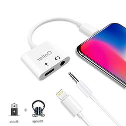Multi USB Charger Adapter, Gempion 4 in 1 Charging Cable Lig