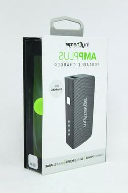 myCharge AmpPlus 3000mAh Portable Charger with Built-In USB