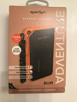 new adventure plus rugged portable charger 4400mah