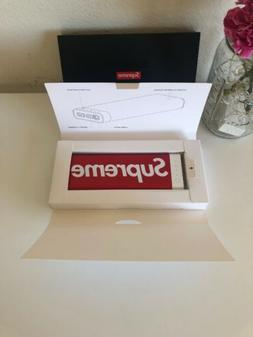 NEW Supreme F/W 2017 Mophie Encore 20K Portable Charger Box