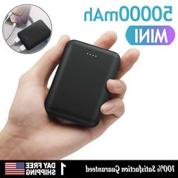new mini portable 50000mah power bank small