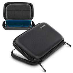 Nintendo DS Lite Case, Shock Absorption Hard Protective Trav