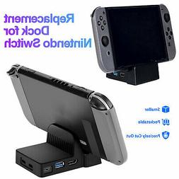 For Nintendo Switch Portable Mini Replacement Dock Stand Doc