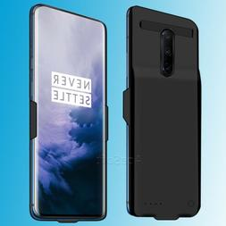 For OnePlus 7 Pro 6000mAh Portable Battery Charger Case Slim