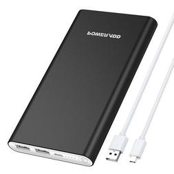 Poweradd Pilot 2GS 10000mAh Dual USB Power Bank A+ Li-Po Por