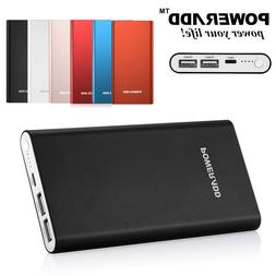 Poweradd Pilot 4GS 12000mAh Dual USB Power Bank Portable Cha
