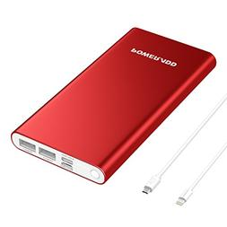 Poweradd Pilot 4GS Pro 12000mAh Power Bank  with Smart Charg