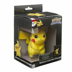 Pokemon Pikachu Portable Charger USB Cell Phone Battery Tabl