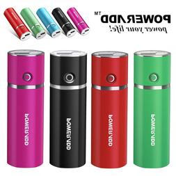 Poweradd Portable 5000mAh Power Bank External Battery Charge