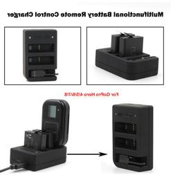 Portable Battery Remote Control Charger Charging Dock For Go