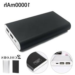 Portable Charger 10000mAh Power Bank High Capacity Charger E