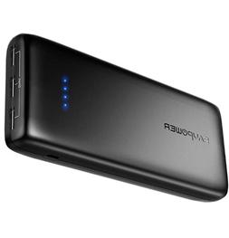RAVPower Portable Charger 22000mAh External Battery Pack 220