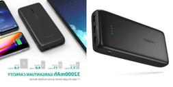 Portable Charger 32000 RAVPower 32000mAh Battery Pack 6A Out