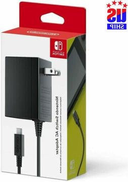 Portable Charger AC Adapter Power Supply For Nintendo Switch