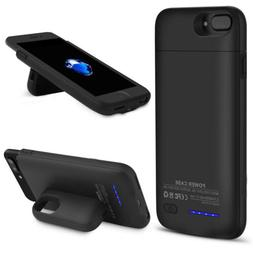 Portable Charger Case External Battery Rechargeable Backup C