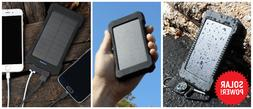 Portable Emergency Patriot Power Cell-Solar Charger/Charge 2