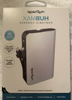 portable power bank hub max