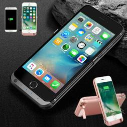 Portable Power Bank Pack Battery Charger Case For iPhone6 SE