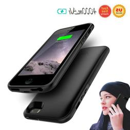 Portable Power Bank Pack Battery Charging Case For iPhone 5