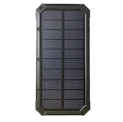 Millennial Voyager-20000mAh Portable Solar Powered Battery B
