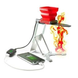 Portable USB Camping Fire Charger