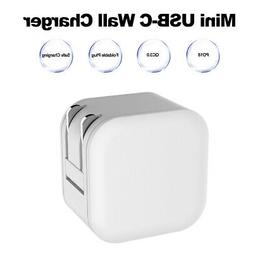 Portable USB Replacement Wall Charger PD18W Power Delivery F