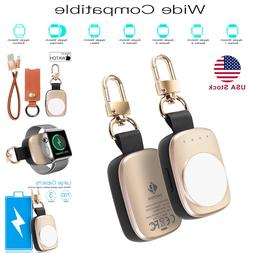 Portable Wireless Apple Watch Power Bank 1 2 3 4 Magnetic iW