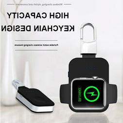 Portable Wireless Charger Watch Charging Dock Stand For Appl