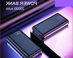 Power Bank 20000mAh Portable Charging Phone External Battery
