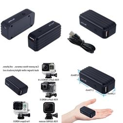 Power Bank 2600Mah Portable Charger For Gopro Hero 5 4 3+ 3
