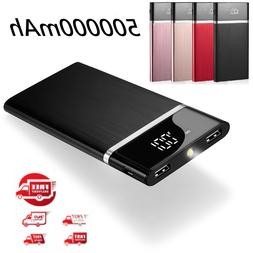 Power Bank 500000mAh 2019 New Portable External Battery Huge